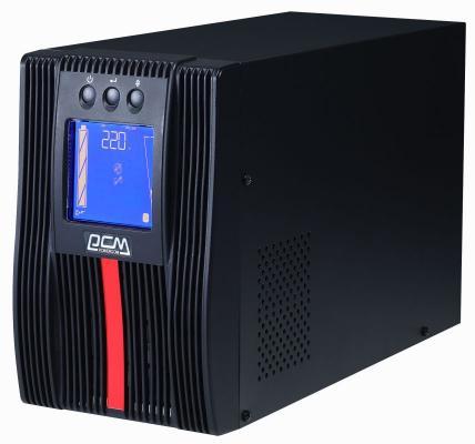 ИБП Powercom MAC-3000 3000VA Черный ибп powercom spr 3000