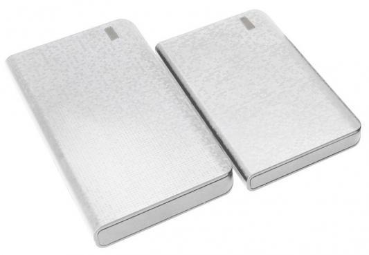 Внешний аккумулятор Power Bank 10000 мАч IconBIT FTB10 000SL белый цена и фото