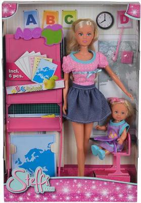 Набор кукол Steffi Love Учитель и ученица 5730472 steffi игровой набор семья