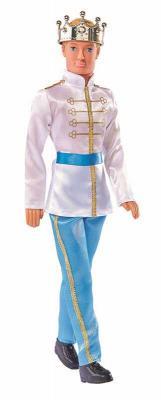 Купить Кукла Steffi Love Кевин принц 5737118, пластик, текстиль, Куклы Steffi
