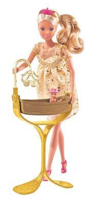 Кукла Steffi Love Беременная королевский набор 5737084 steffi игровой набор семья
