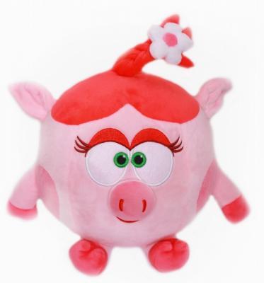 Мягкая игрушка-грелка смешарики Warmies Смешарики Нюша полиэстер полифилл грелки warmies cozy plush игрушка грелка полярный мишка