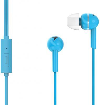Наушники вкладыши Genius HS-M300, Blue цена