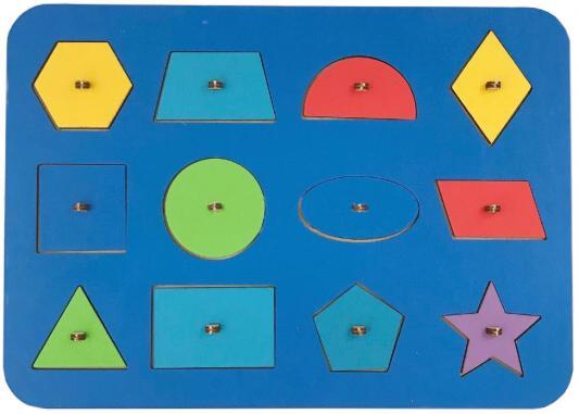 Рамка-вкладыш WOODLAND 082101 Монтессори геометрия 1 рамка вкладыш woodland 011103 ёжик