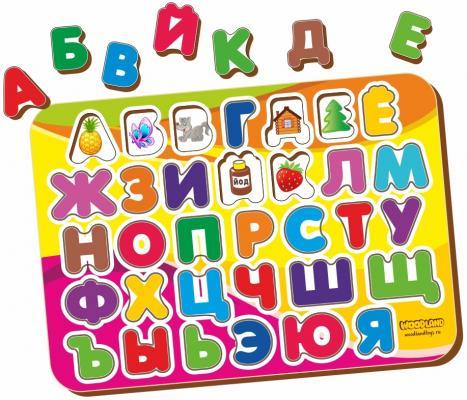 Рамка-вкладыш WOODLAND 092202 Изучаем буквы и алфавит 2 рамка вкладыш woodland 011103 ёжик