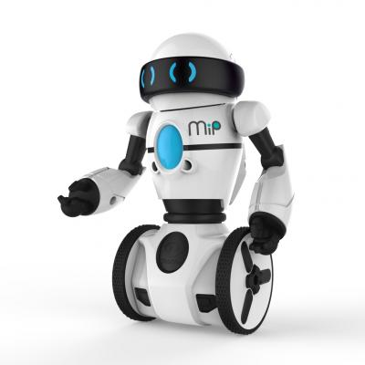 Робот на батарейках WOWWEE MIP 20 см двигающийся 0821