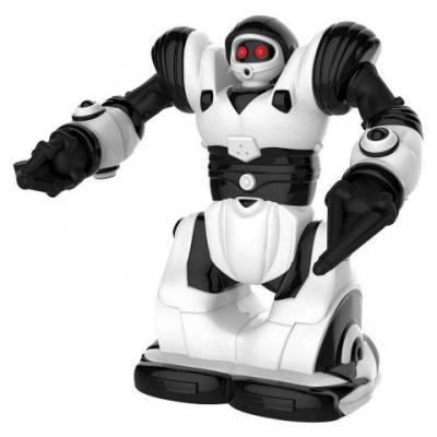 купить Робот на батарейках WOWWEE Робосапиен 11,5 см двигающийся 3885 недорого
