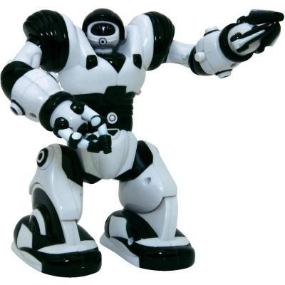 Купить Робот электронный WOWWEE Мини Робот 17 см двигающийся 8085, Игрушки Роботы