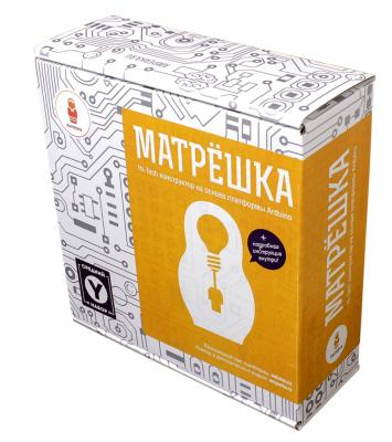 Конструктор Амперка Матрёшка Y (Iskra) AMP-S037 цены