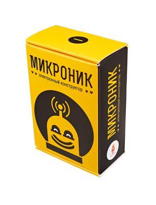 Конструктор Амперка Микроник AMP-S016 амперка конструктор матрешка y амперка