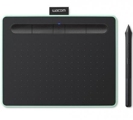Планшет Wacom Intuos S Bluetooth Pistachio CTL-4100WLE-N планшет
