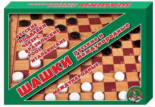 Настольная игра Десятое королевство шашки Большие шашки настольная игра десятое королевство шашки нарды большие