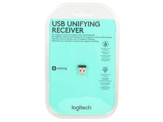 USB-приемник Logitech USB Unifying receiver 910-005236 logitech logitech usb unifying приемник