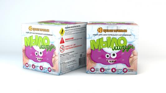 Набор для опытов Инновации для детей Мыло-лизун.Печенька набор для опытов инновации для детей 835 мыло лизун тропический фреш