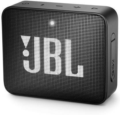 Динамик JBL Портативная акустическая система JBL GO 2 черная