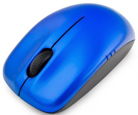 Гарнизон Мышь беспров. GMW-400B, чип X, синий, 1200 DPI, 2 кн.+ колесо-кнопка цена и фото