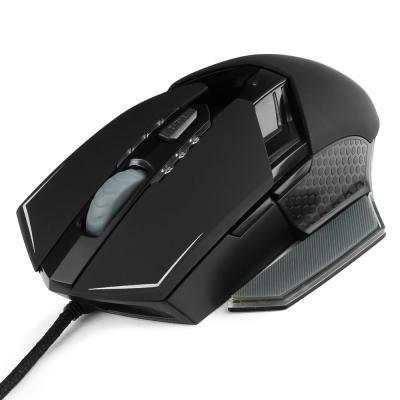 Мышь проводная Гарнизон GM-750G чёрный USB мышь гарнизон gm 120 black