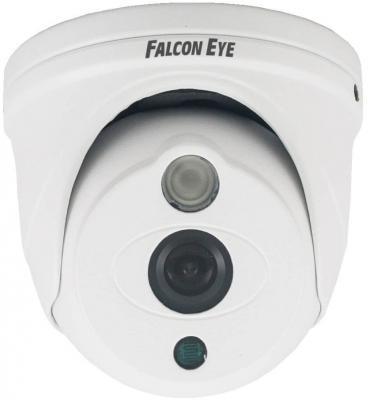 Falcon Eye FE-ID1080MHD/10M Уличная купольная цветная гибридная AHD видеокамера(AHD, CVI, TVI, CVBS) 1/2.8' Sony IMX323 Exmor CMOS , 1920*1080(25 fps), чувствительность 0.001Lux F1.2 камера falcon eye fe d720mhd 20m 2 8 купольная цветная гибридная видеокамера ahd cvi tvi cvbs 1 4 1280 720 25 fps объектив f 2 8 mm