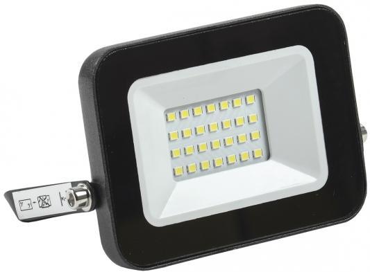 Iek LPDO601-20-65-K02 Прожектор СДО 06-20 светодиодный черный IP65 6500 K IEK
