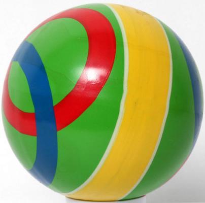 Мяч Мячи Чебоксары С-100ЛП 12.5 см аквариумистика чебоксары