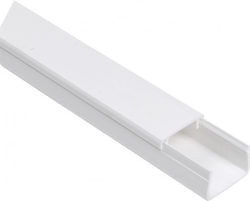 """цена Iek (CKK10-025-016-1-K01) Кабель-канал 25х16 """"ЭЛЕКОР"""" длина 2м."""