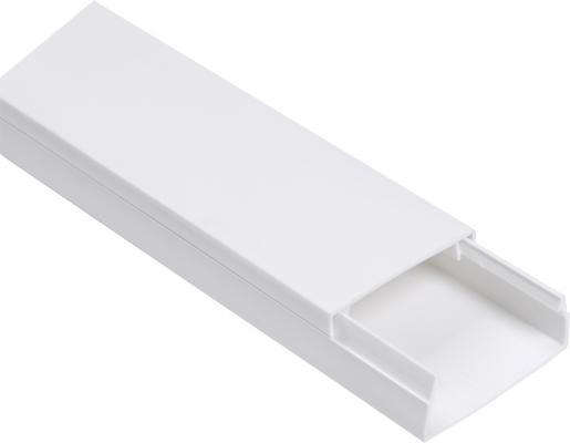 """цена Iek (CKK10-080-040-1-K01-010) Кабель-канал 80х40 """"ЭЛЕКОР"""" длина 2м."""