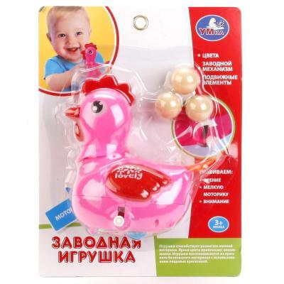 Заводная игрушка для ванны УМКА Курочка