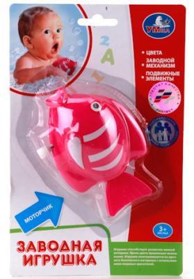 Купить Заводная игрушка для ванны УМКА Рыбка , разноцветный, Заводные игрушки
