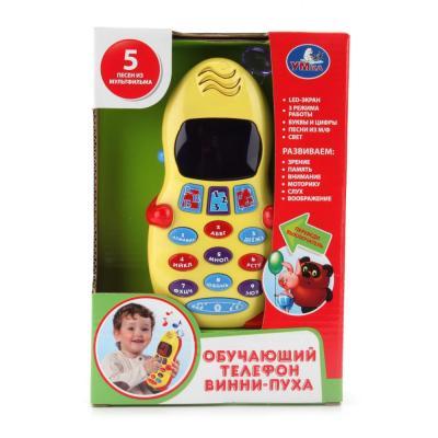 """Интерактивная игрушка Умка """",Винни-пух"""", от 2 лет B391566-R2"""