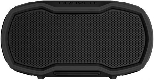 Беспроводная акустика Braven Ready Prime. Цвет черный\\серый. беспроводная акустика braven stryde цвет серебряный зеленый