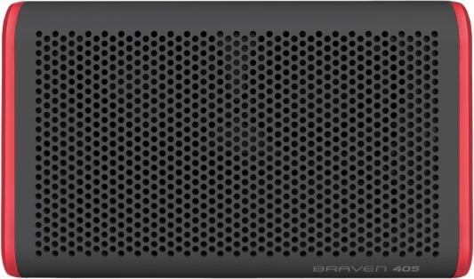 Беспроводная акустика Braven 405. Цвет серый\\красный. цена