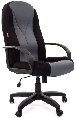 Офисное кресло Chairman 785 TW-11 черный + TW-12 серая NEW (7017615) аксессуар joy kie tw 06 hl f22 12 20