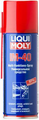 Универсальное средство LiquiMoly LM 40 Multi-Funktions-Spray 8048 универсальное средство lm 40 multi funktions spray liqui moly