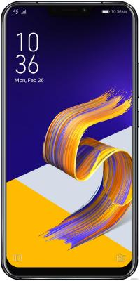 Смартфон ASUS Zenfone 5 ZE620KL 64 Гб синий (90AX00Q1-M00180) смартфон asus zenfone 5 lite zc600kl 64 гб белый 90ax0172 m00340