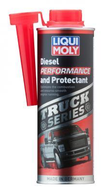 Присадка супер-дизель для тяжелых внедорожников и пикапов LiquiMoly Truck Series Diesel Performance and Protectant 20997 20997