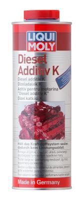 Присадка в дизтопливо LiquiMoly Diesel Additiv K 2616 топливные добавки