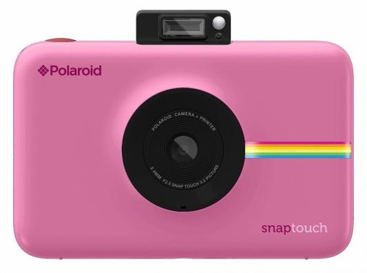 Фотокамера Polaroid Snap Touch с функцией мгновенной печати. Цвет розовый. original new 10 1 inch resistive touch screen four wire industrial 4 touch single chip 233 141