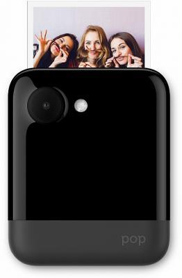 Фото-видеокамера Polaroid POP 1.0 с функцией мгновенной печати. Цвет черный. фотобумага polaroid zink pop 3 5x4 25 на 20 фото