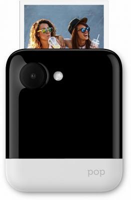 Фото-видеокамера Polaroid POP 1.0 с функцией мгновенной печати. Цвет белый. фотобумага polaroid zink pop 3 5x4 25 на 20 фото