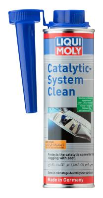Очиститель катализатора LiquiMoly Catalytic-System Clean 7110 цена и фото