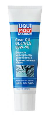 Минеральное трансмиссионное масло LiquiMoly Marine Gear Oil 80W90 0.25 л 25031 цена