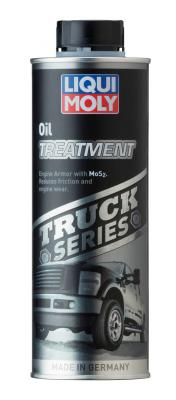 Антифрикционная присадка LiquiMoly Truck Series Oil Treatment 20998 красота и уход gezatone массажер для ухода за кожей лица m8810