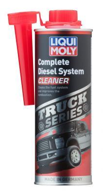 цена на Очиститель дизельных систем тяжелых внедорожников и пикапов LiquiMoly Truck Series Complete Diesel System Cleaner 20996
