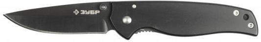 "Нож ЗУБР ""ЭКСПЕРТ"" ОБЕРЕГ складной, стальная рукоятка, 170мм/лезвие 70мм[47701_z01] нож складной зубр 210мм лезвие 90мм командор премиум 47721"