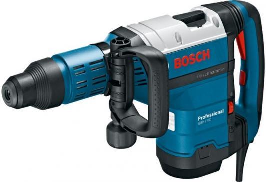 Bosch GSH 7 VC Отбойный молоток [0611322000] {1500 Вт, 13Дж,SDS-MAX,8.5 кг, кейс} bosch gsh 16 30