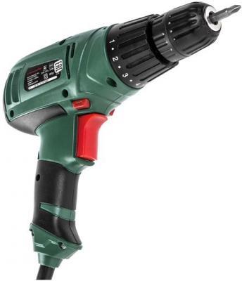 Дрель-шуруповерт Hammer Flex DRL420А 300Вт 10мм 0-400/0-1450 об/мин реверс 29Нм дрель шуруповерт hammer flex acd120gli [136182]