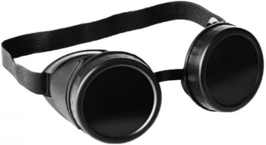 Очки газосварщика СИБИН 1106 пластиковый корпус минеральное стекло очки газосварщика дельта