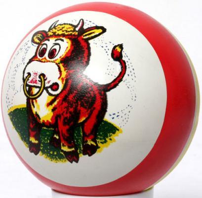 Купить Мяч Мячи Чебоксары С-85П 10 см, Спортивные товары