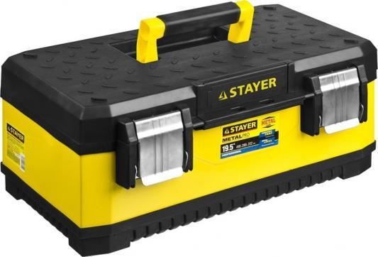Ящик STAYER 2-38011-18_z01 металлический для инструмента 498х289х222мм 19.5 цены