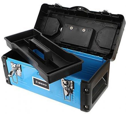 """Ящик для инструментов WEDO WD1322-18 18"""" ящик biber 65402 для инструментов 18"""